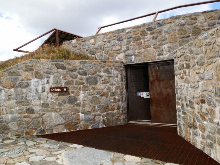 The Bunker ... Rawsons Pass Loo, Mt Kosciuszko Summit Hike, New South Wales