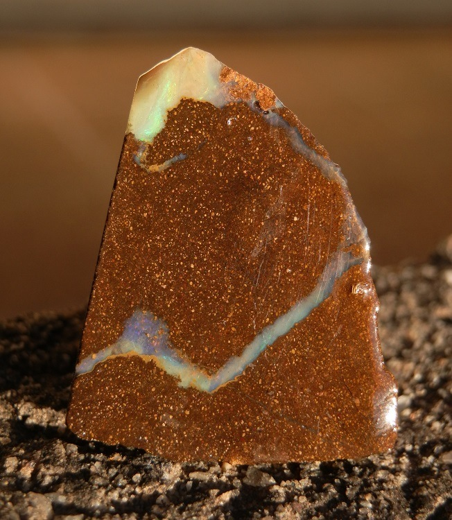 Quilpie Boulder Opal