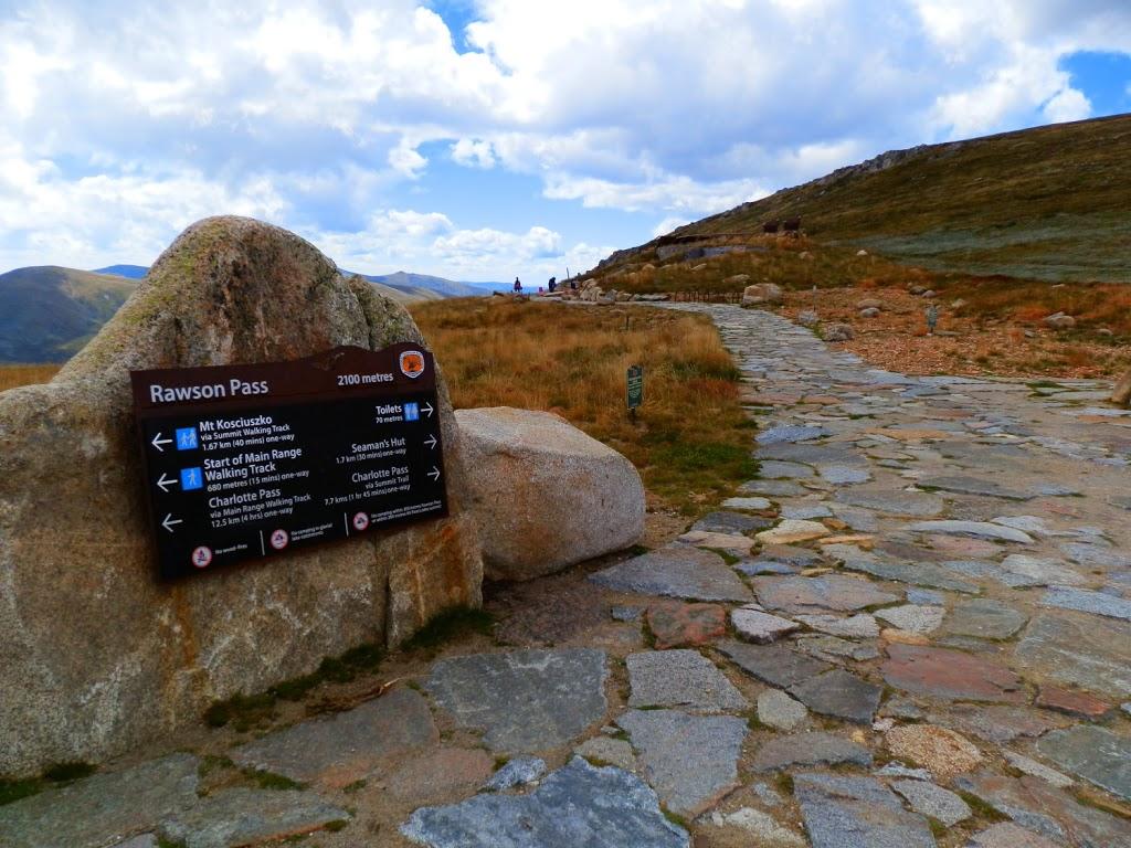 Rawsons Pass, Mt Kosciuszko Summit Hike