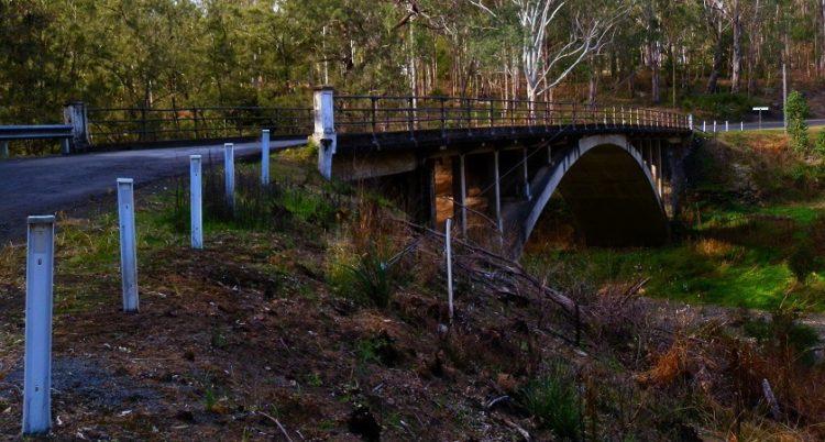 Mt Lindesay Road Bridge