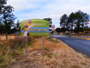 Woodenbong Western Entrance, New South Wales
