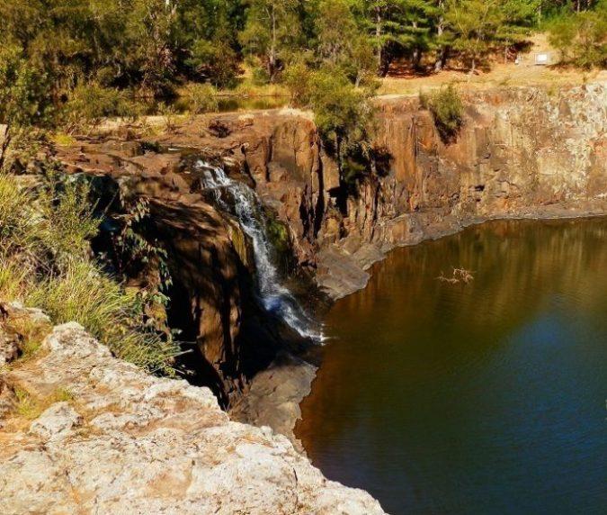 Tooloom Falls, via Woodenbong