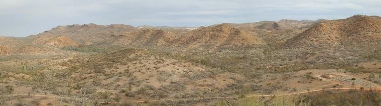 Arkaroola Painted Hills