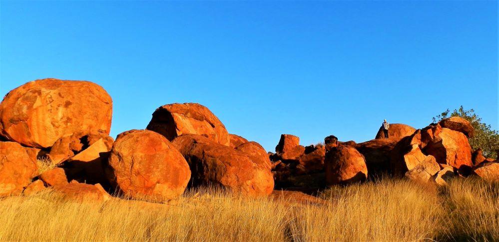 Karlu Karlu/Devils Marbles Sunset, Northern Territory