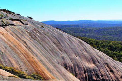 Bald Rock, via Tenterfield, New South Wales, Australia