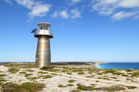 West Cape Lighthouse, Innes National Park