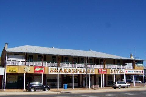 Barcaldine Pub