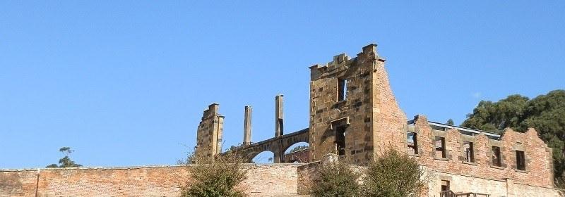 Hospital Ruins, Port Arthur