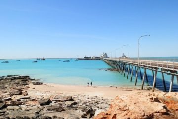 Port of Broome, Western Australia