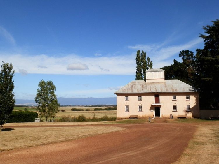 Woolmers Estate, Longford, Tasmania