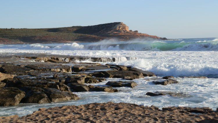 Red Bluff and Beach, Kalbarri, Western Australia
