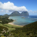 Looking South from Kims Lookout, Lord Howe Island