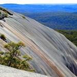 Bald Rock Granite and View