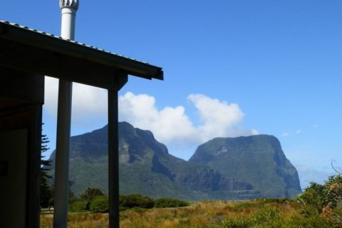 Scenic Public Loo, Lord Howe Island