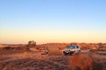 Gnaraloo Campsite, Western Australia