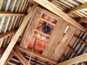 St Barnabas Chapel Bell Tower, Norfolk Island