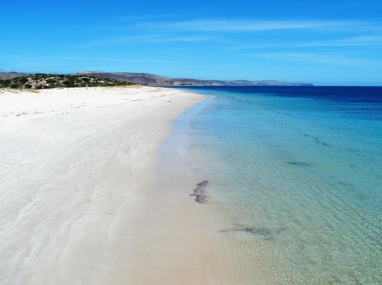 Normanville Beach, Fleurieu Peninsula, South Australia