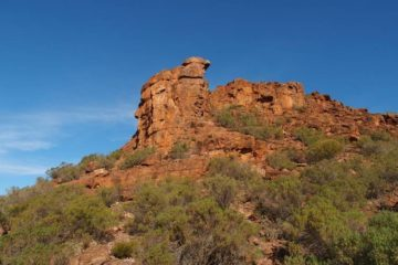 Wild Dog Hill, Whyalla Conservation Park, South Australia