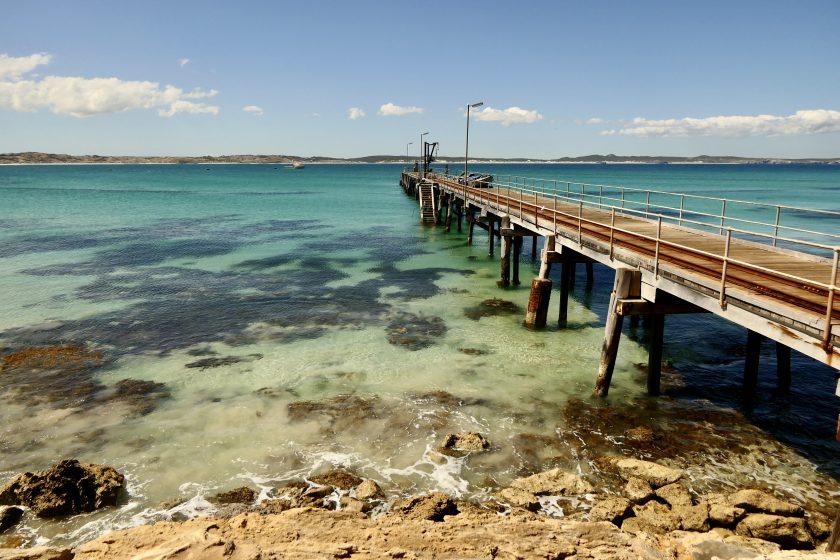 Vivonne Bay Jetty, Kangaroo Island